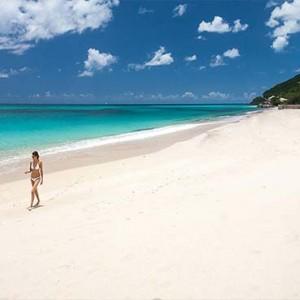 Keyonna Beach - Luxury Antigua Honeymoon Packages - Beautiful Turners beach