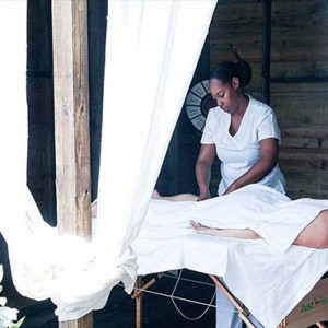 Keyonna Beach - Luxury Antigua Honeymoon Packages - Massage treatment