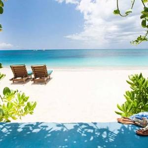 Keyonna Beach - Luxury Antigua Honeymoon Packages - Sea view