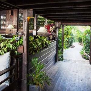Keyonna Beach - Luxury Antigua Honeymoon Packages - lobby and reception