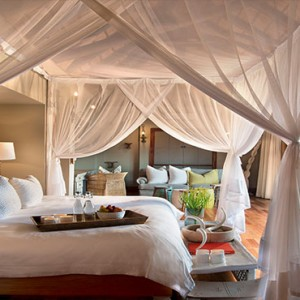 Lion Sands Game Reserve - Luxury South Africa Honeymoon Packages - Narina Lodge interior