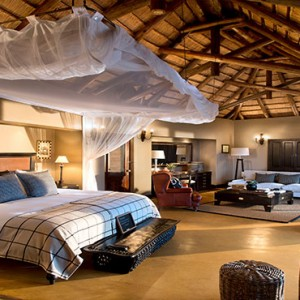 Lion Sands Game Reserve - Luxury South Africa Honeymoon Packages - Tinga lodge