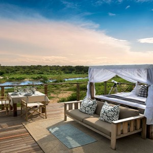 Lion Sands Game Reserve - Luxury South Africa Honeymoon Packages - tinyeletreehouse