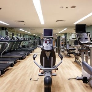 Singapore Honeymoon Packages PARKROYAL On Marina Bay Gym