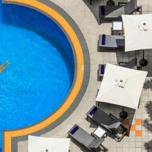 Singapore Honeymoon Packages PARKROYAL On Marina Bay Pool