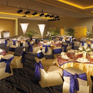 Malaysia Honeymoon Packages Golden Sands Resort By Shangri La, Penang Bunga Raya Ballroom