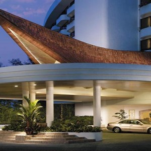Malaysia Honeymoon Packages Golden Sands Resort By Shangri La, Penang Entrance