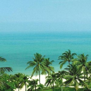 Malaysia Honeymoon Packages Golden Sands Resort By Shangri La, Penang Ocean View