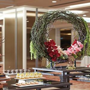 Malaysia Honeymoon Packages Shangri La Kuala Lumpur Coffee Break Setting