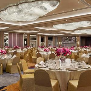 Malaysia Honeymoon Packages Shangri La Kuala Lumpur Wedding