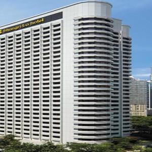 Malaysia Honeymoon Packages Shangri La Kuala Lumpur Exterior By Day