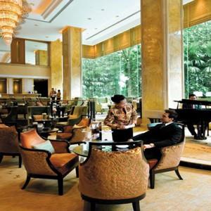 Malaysia Honeymoon Packages Shangri La Kuala Lumpur Lobby2