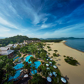 Malaysia Honeymoon Packages Shangri La Rasa Ria Resorts And Spa Thumbnail
