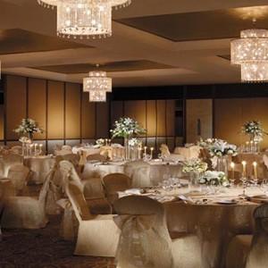 Malaysia Honeymoon Packages Shangri La Rasa Sayang Resort Ballroom