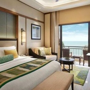 Malaysia Honeymoon Packages Shangri La Rasa Sayang Resort Garden Wing Deluxe Seaview