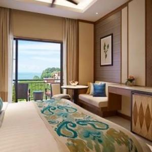 Malaysia Honeymoon Packages Shangri La Rasa Sayang Resort Garden Wing Junior Terrace Suite