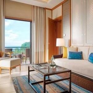 Malaysia Honeymoon Packages Shangri La Rasa Sayang Resort Garden Wing Junior Terrace Suite1