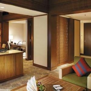 Malaysia Honeymoon Packages Shangri La Rasa Sayang Resort Rasa Wing Rasa Premier Suite1