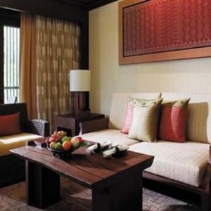 Malaysia Honeymoon Packages Shangri La Rasa Sayang Resort Rasa Wing Rasa Premier Room2