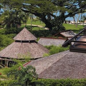 Malaysia Honeymoon Packages Shangri La Rasa Sayang Resort Roof Of CHI, The Spa
