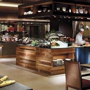 Malaysia Honeymoon Packages Shangri La Rasa Sayang Resort Spice Market Cafe