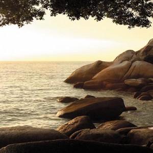 Malaysia Honeymoon Packages Shangri La Rasa Sayang Resort Yoga