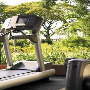 Malaysia Honeymoon Packages Shangri La Rasa Sayang Resort Fitness