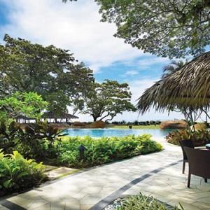 Malaysia Honeymoon Packages Shangri La Rasa Sayang Resort Pool2