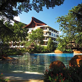 Malaysia Honeymoon Packages Shangri La Rasa Sayang Resort Thumbnail