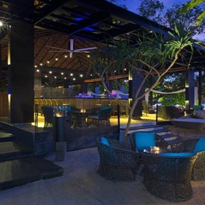 Malaysia Honeymoon Packages The Andaman Langkawi Beach Bar1