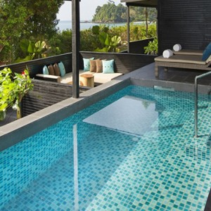 Malaysia Honeymoon Packages The Andaman Langkawi Executive Pool Suite