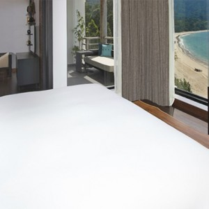 Malaysia Honeymoon Packages The Andaman Langkawi Executive Seaview Suite