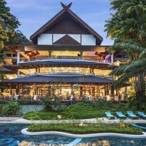 Malaysia Honeymoon Packages The Andaman Langkawi Exterior Pool