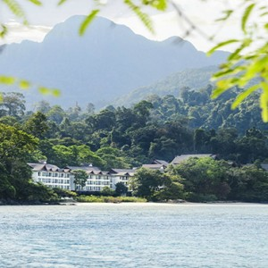 Malaysia Honeymoon Packages The Andaman Langkawi Exterior View