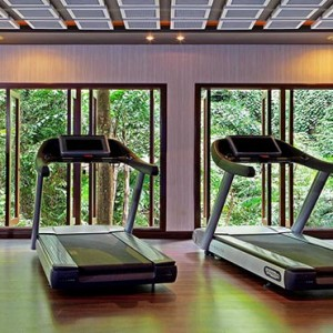 Malaysia Honeymoon Packages The Andaman Langkawi Gym1