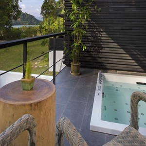 Malaysia Honeymoon Packages The Andaman Langkawi Jacuzzi Studio2