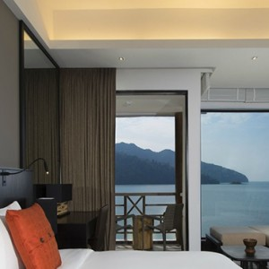 Malaysia Honeymoon Packages The Andaman Langkawi Luxury Seaview Room1