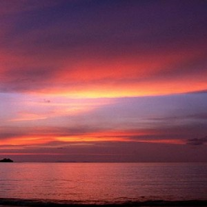 Malaysia Honeymoon Packages The Andaman Langkawi Sunset View