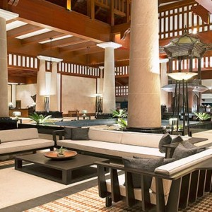 Malaysia Honeymoon Packages The Andaman Langkawi Lobby