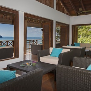 Malaysia Honeymoon Packages The Andaman Langkawi Spa Reception
