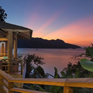 Malaysia Honeymoon Packages The Andaman Langkawi Sunset View V Botanical Spa