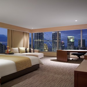 Malaysia Honeymoon Packages Traders Kuala Lumpur Traders Club Executive Twin Towers View Room
