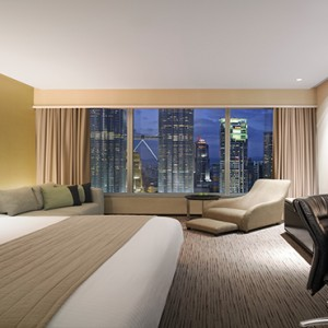 Malaysia Honeymoon Packages Traders Kuala Lumpur Traders Club Twin Towers View Room