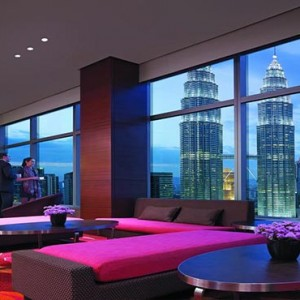 Malaysia Honeymoon Packages Traders Kuala Lumpur Traders Club Lounge