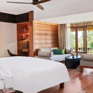 Malaysia Honeymoon Packages The Datai Langkawi Canopy Deluxe Bedroom