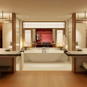 Malaysia Honeymoon Packages The Datai Langkawi Canopy Premium Bathroom