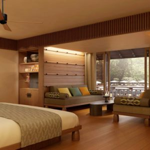 Malaysia Honeymoon Packages The Datai Langkawi Canopy Premium Bedroom1