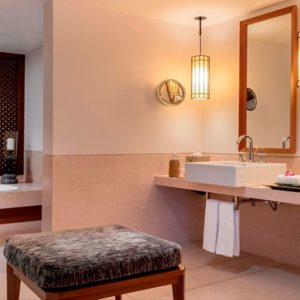 Malaysia Honeymoon Packages The Datai Langkawi Canopy Suites Bathroom