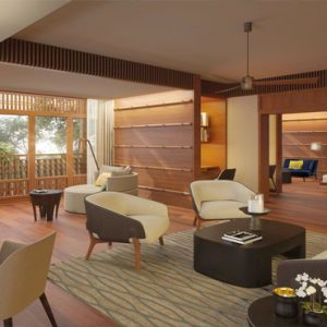 Malaysia Honeymoon Packages The Datai Langkawi Canopy Suites Living Room