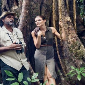 Malaysia Honeymoon Packages The Datai Langkawi Nature Irshad Mobarak Leading A Rainforest Walk